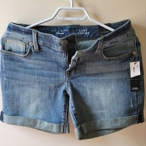 Jean short size 2R